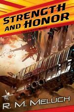 Strength and Honor: A Novel of The U.S.S. Merrimack (Tour of the Merri-ExLibrary