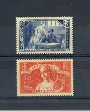 France Scott B42-B43 VF    [ID#433644]