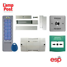 ESP EZ-TAG3 12v Single Door Proximity / Code Entry Kit