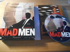 DVD Serie - Mad Men Sesong 2 (4 Disc / 600min) STAR MEDIA ENT NORWAY english