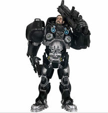StarCraft James Jim Raynor Terran Marshal Figure