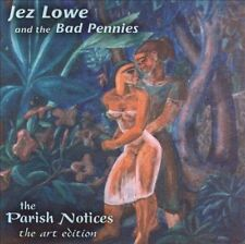 Lowe, Jez Parish Notices CD