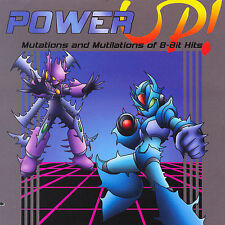 Power Up! Mutations and Mutilations of 8-Bit Hits [Slipcase] by Various...