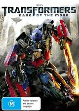 Transformers - Dark Of The Moon (DVD, 2 DISC FEAUTRE BONUS 2011)