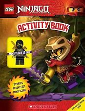 Attack of the Sky Pirates (LEGO Ninjago: Activity Book with Minifigure)