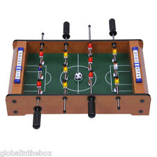 "Foosball Mini Top Foosball Kids Youth Soccer Game Table Fun 20"" Play Room Games"