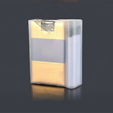 Zigaretten Box Transparent Cigarette Feuerzeug Box Holder Zigarettenetui