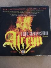Atreyu Dead to Fall 5 Track PROMO CD Victory Records Ex's And Oh's
