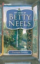 Uncertain Summer (Best of Betty Neels)