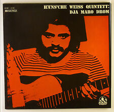 "12"" LP - Häns'che Weiss Quintett - Dja Maro Drom - B2454 - with booklet"