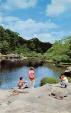 SPRINGDALE ARKANSAS PSTMK~NATURAL BEAUTY OF OZARKS~STYLISH CLOTHES POSTCARD 1962