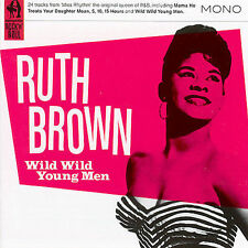 Wild Wild Young Men by Ruth Brown (CD, Jun-2007, Snapper)