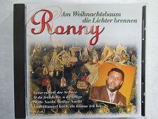 Ronny - Am Weihnachtsbaum die Lichter brennen - CD Neuwertig