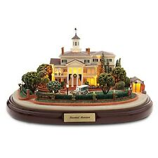 THE HAUNTED MANSION Olszewski Miniature NIB - DISNEYLAND /  MAIN ST. USA