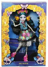 Monster High Skelita Calaveras Collector Doll - NEW & SEALED!