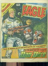 EAGLE #230 weekly British comic book August 16 1986 VG+