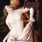 """Deicide """"Till Death Do Us Part"""" CD + Ltd Auflage Patch"""
