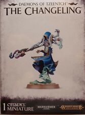 Games Workshop Warhammer Age of Sigmar 97-45 Tzeentch the Changeling NEU OVP