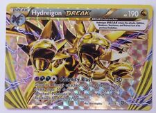 Hydreigon Break - 87/114 XY asedio de vapor-tarjeta Ultra rara de Pokemon