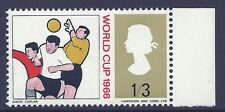 Sg 695a 1966 World Cup 1/3 (Ord) - Missing Blue - UNMOUNTED MINT/MNH