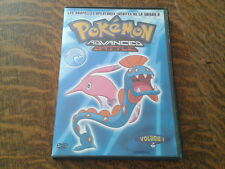 dvd pokemon saison 8 volume 1 4 episodes advanced battle