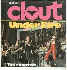 """1553-11  7"""" Single: Clout - Under Fire"""