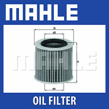 Mahle Oil Filter OX360D - Fits Seat, Skoda, VW - Genuine Part