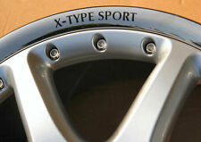 Wheel Rim Decal - Jaguar X-TYPE SPORT