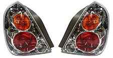 FITS 02-04 NISSAN ALTIMA LEFT & RIGHT SET TAIL LAMP ASSEMBLIES