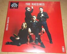 THE VACCINES - English Graffitti - Columbia 88875083851 SEALED