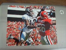MISSISSIPPI STATE BULLDOGS JOHNTHAN BANKS IMAGE 2 SIGNED 8 X 10 PHOTO w COA
