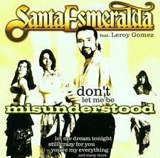 Santa Esmeralda - Don't Let Me Be Misunderstood / BMG RECORDS CD 2000  RAR!
