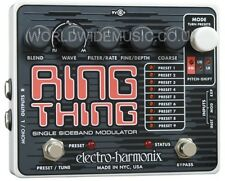 EHX Electro Harmonix RING THING modulateur pédale d'effets guitare