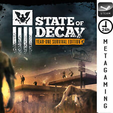 State of Decay: Year One Survival Edition - PC  STEAM Game - NO CD