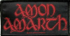 AMON AMARTH AUFNÄHER / PATCH # 18 LOGO