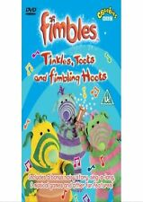 FIMBLES - TINKLES TOOTS AND FLIMBLING HOOTS DVD Brand New Sealed UK Release R2