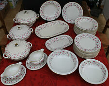 Rosenthal Winifred Art Deco 30er Jahre Speiseservice 12 Personen 33-teilig Top !