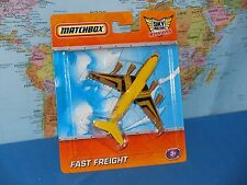 MATCHBOX SKY BUSTERS MISSIONS FAST FREIGHT ***BRAND NEW & RARE***