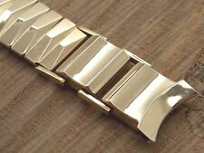 Very Nice Vintage 1950s or 1960s Flex-Let Center Expansion watch band NOS 19mm