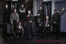 PENNY DREADFUL - CAST TV SHOW POSTER - 24x36 241314