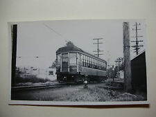 CAN183 - BRITISH COLUMBIA Electric Railway Co - TRAIN CAR No1220 PHOTO Canada
