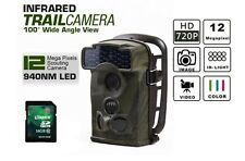 Hunting Camera Acorn LTL-5310WA Grandangolo 100° 44 Led Invisibili 720P +SD 16GB