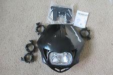 Polisport  MMX  KTM  Headlight head light  Black
