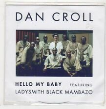(GD124) Dan Croll, Hello My Baby - DJ CD