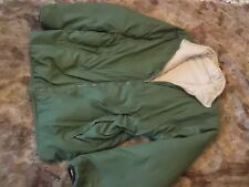 GENUINE ISSUE PCS PERTEX ARCTIC THERMAL desert / od WARM KIT JACKET COAT Medium
