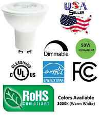 LED GU10 Spotlight COB Dimmable 8W Day Light 5000K 114