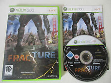 FRACTURE - MICROSOFT XBOX 360 - JEU X BOX 360 COMPLET