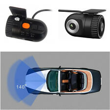 Car Black Veins Dash Camera 1080p Vehicle Video Slim Recorder HD 2.4''LCD Screen