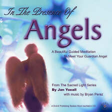 IN THE PRESENCE OF ANGELS  JAN YOXALL - MEDITIATION CD - 1ST SACRED LIGHT SERIES