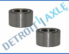 Pair (2) New FRONT 510007 Left + Right Wheel Press Bearing for Corolla and Prizm
